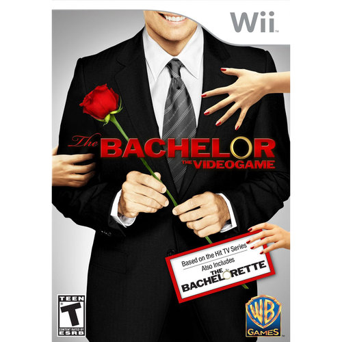 The Bachelor (Wii) - Pre-Owned