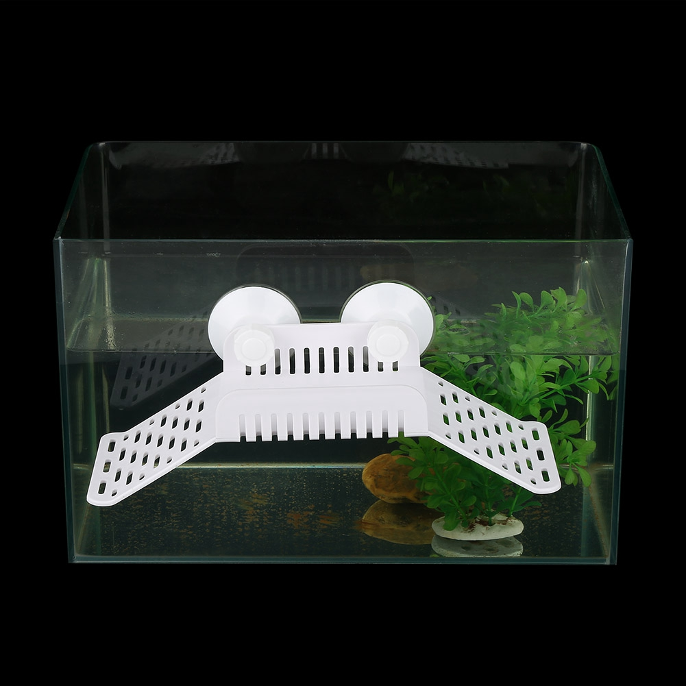 Aquarium Tank Reptile Turtle Climbing Basking Terrace Floating Platform Dock, Floating Platform for Reptile,  Turtle Climbing Dock