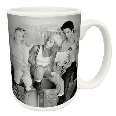 Friends Are Angels Who Walk Among Us 16 Ounce Ceramic Stoneware Coffee Mugs Set of 4 Angels 16 Ounce Pilsner