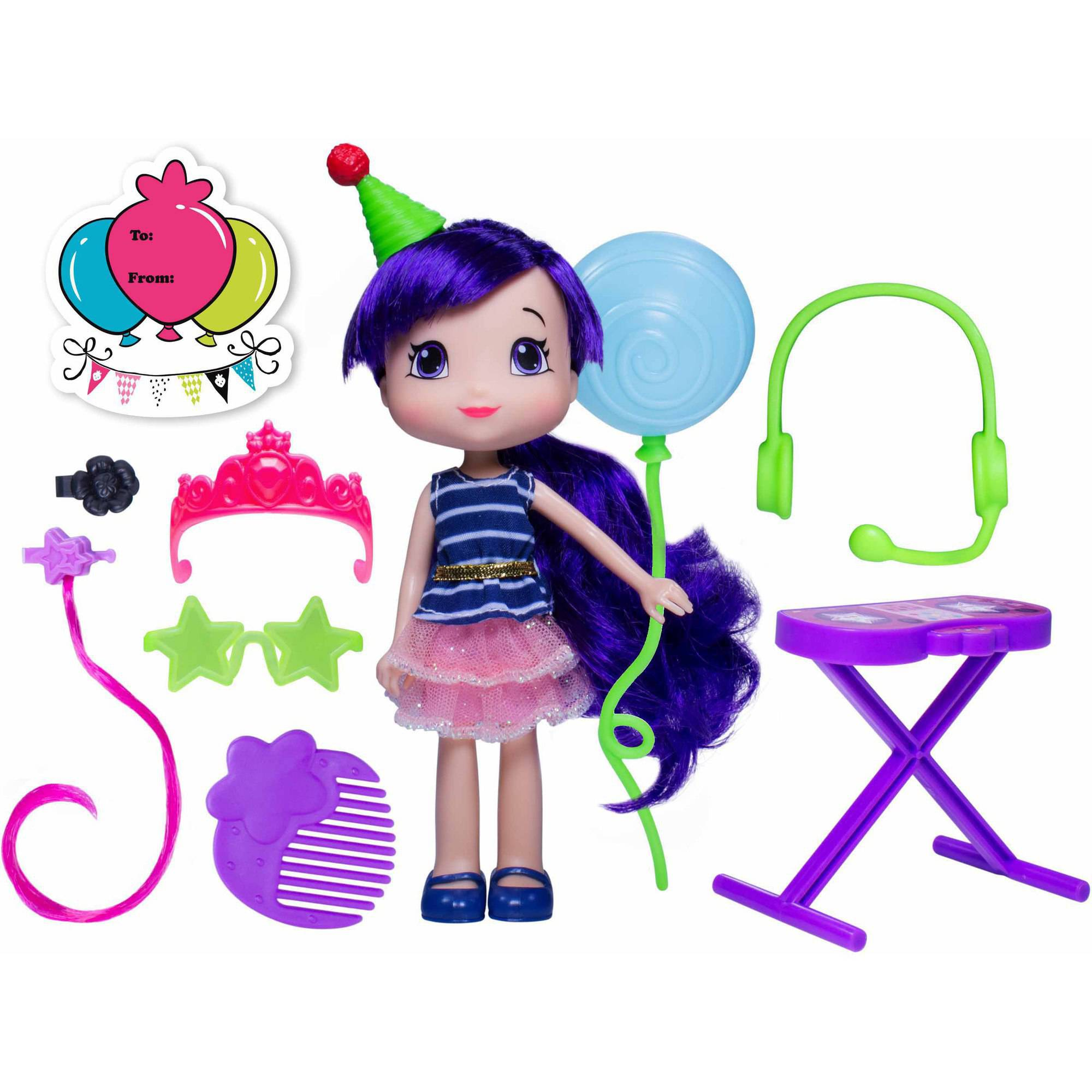 Strawberry Shortcake Surprise Party Doll, Cherry Jam
