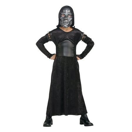 Child Harry Potter Female Death Eater- Bellatrix Costume Rubies 884261 - Harry Potter Halloween Decorations Ideas