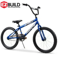 Huffy 20-Inch Rock It Boys Bike , Royal Blue Gloss