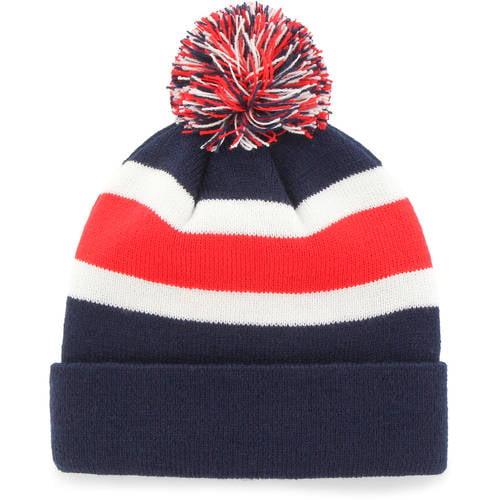 47 Brand New England Patriots Breakaway Beanie Hat - Walmart.com 5a119ea1c