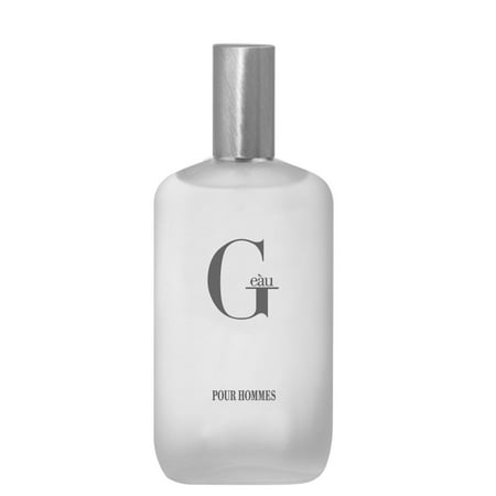 G eau, version of Acqua di Gio*, by PB ParfumsBelcam, Eau de Toilette Spray for Men, 3.4 oz (Acqua Di Gio Deodorant Perfume)
