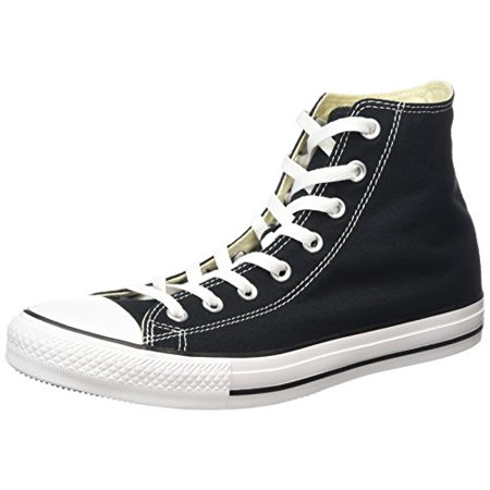 Converse Unisex Chuck Taylor All Star Core Hi Classic Black Sneaker Men's 4.5, Women's 6.5 Medium