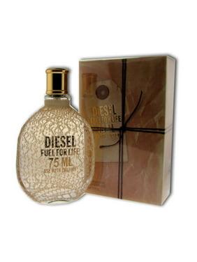 Diesel Fuel For Life for Women 2.6 oz EDP