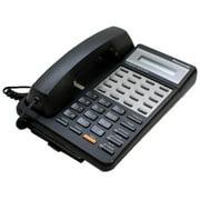 Refurbished Refurbished Panasonic KX-T7030B Hybrid System Corded Telephone (Black)