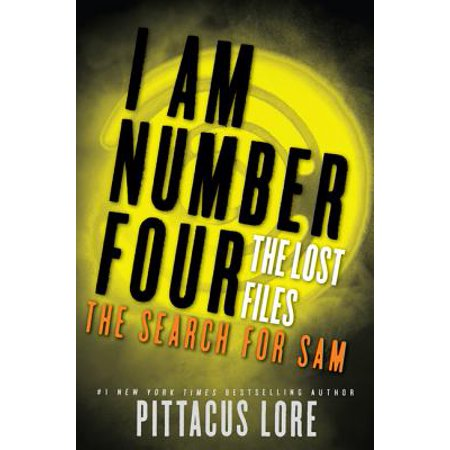 I Am Number Four: The Lost Files: The Search for Sam - - Sam I Am Sign