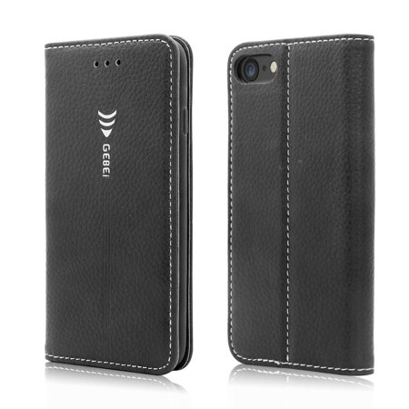 iPhone 8/iPhone7 Case, Mignova Leather Luxury Case,Classic Folio Case Book cover with Stand and Card Slots Case, Magnetic Closure Case for Apple iPhone 7 iPhone 8 2017(4.7 inch)