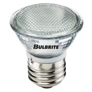 Bulbrite Clear Dimmable MR16 Halogen Medium Base Light Bulb - 8 pk.