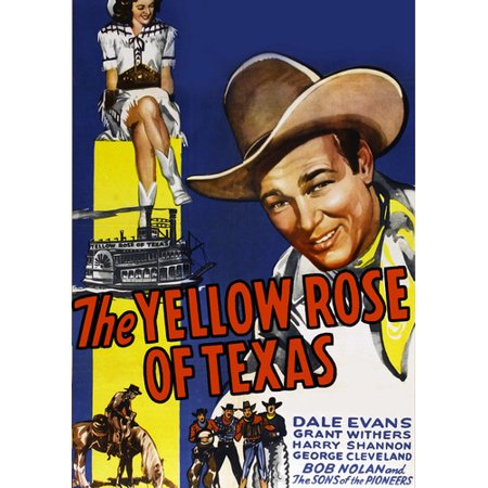 The Yellow Rose of Texas (Wm Rogers)