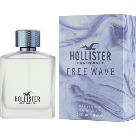 Hollister Free Wave By Hollister Edt Spray 3.4 Oz