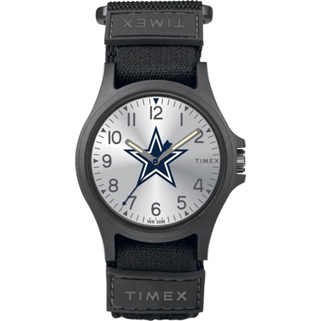 Cowboys Dynasty Watch - Timex - NFL Tribute Collection Pride Men's Watch, Dallas Cowboys