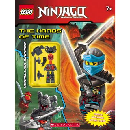The Hands of Time : Activity Book with Minifigure for $<!---->