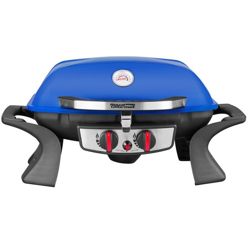 Royal Gourmet Corp CQ series 2-burner Tabletop Portable Gas Grill