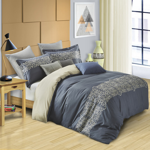 Simple Luxury Superior Duvet Cover Set