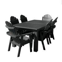 """highwood® Hamilton Eco-Friendly 7pc Rectangular Dining Set 84"""" x 42"""""""