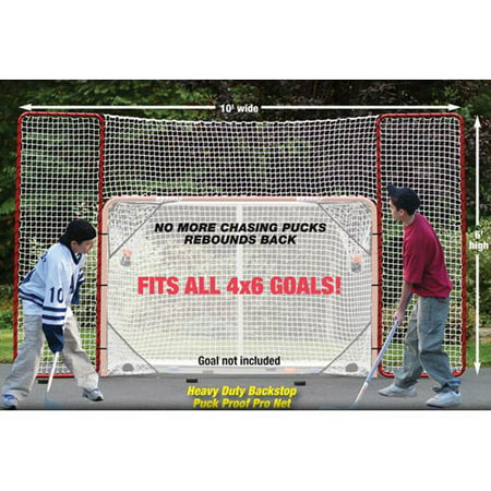 EZ Goal 10 x 6 ft. Hockey Backstop