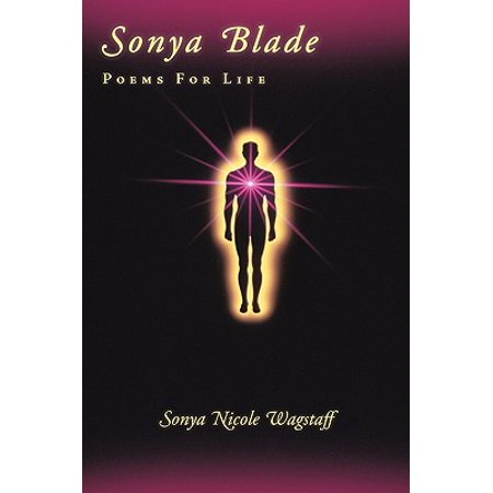 Sonya Blade Boots (Sonya Blade : Poems for Life)