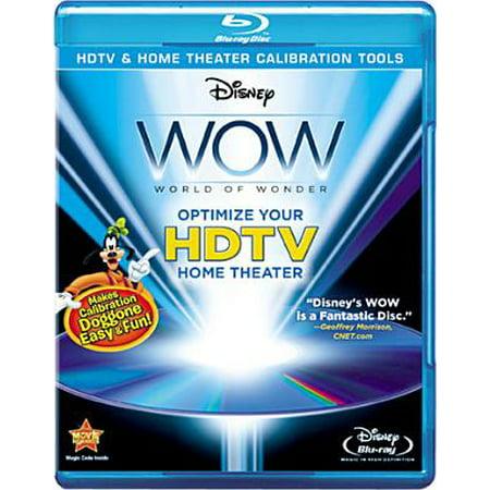 WOW: World Of Wonder (Blu-ray) (Widescreen)