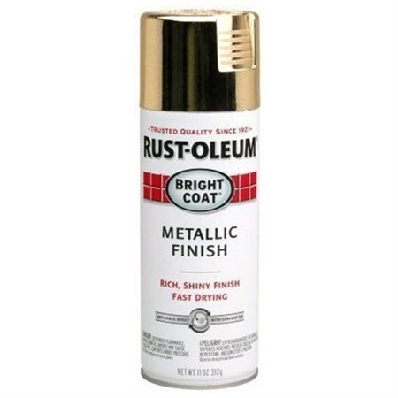 Rust-Oleum Bright Coat Metallic