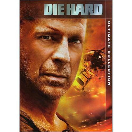 Die Hard Ultimate Collection: Die Hard / Die Hard 2: Die Harder / Die Hard 3: Die Hard With A Vengeance / Live Free Or Die Hard (Widescreen)