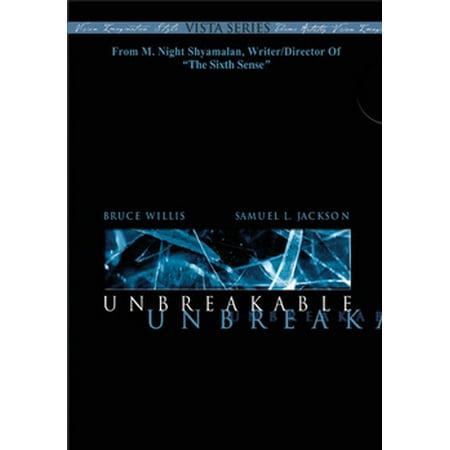 Unbreakable (DVD) (Disney's Halloween Treat 2019)