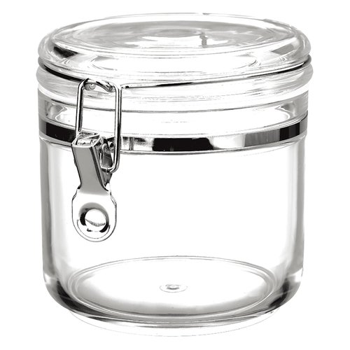 Mainstays Small Canister, Clear