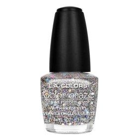 La Colors Color Craze Nail Polish Glitter 0 44 Oz