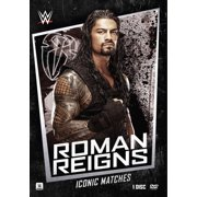 WWE: Iconic Matches Roman Reigns (DVD) - Roman Reigns Costume
