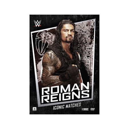 WWE: Iconic Matches Roman Reigns (DVD)