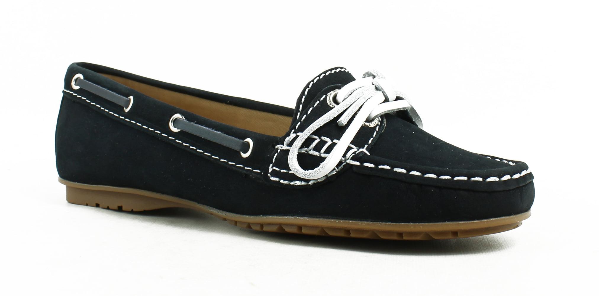 New Sebago Womens Blue Boat Shoes Size 5 by Sebago