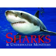 Sharks and Underwater Monsters - eBook