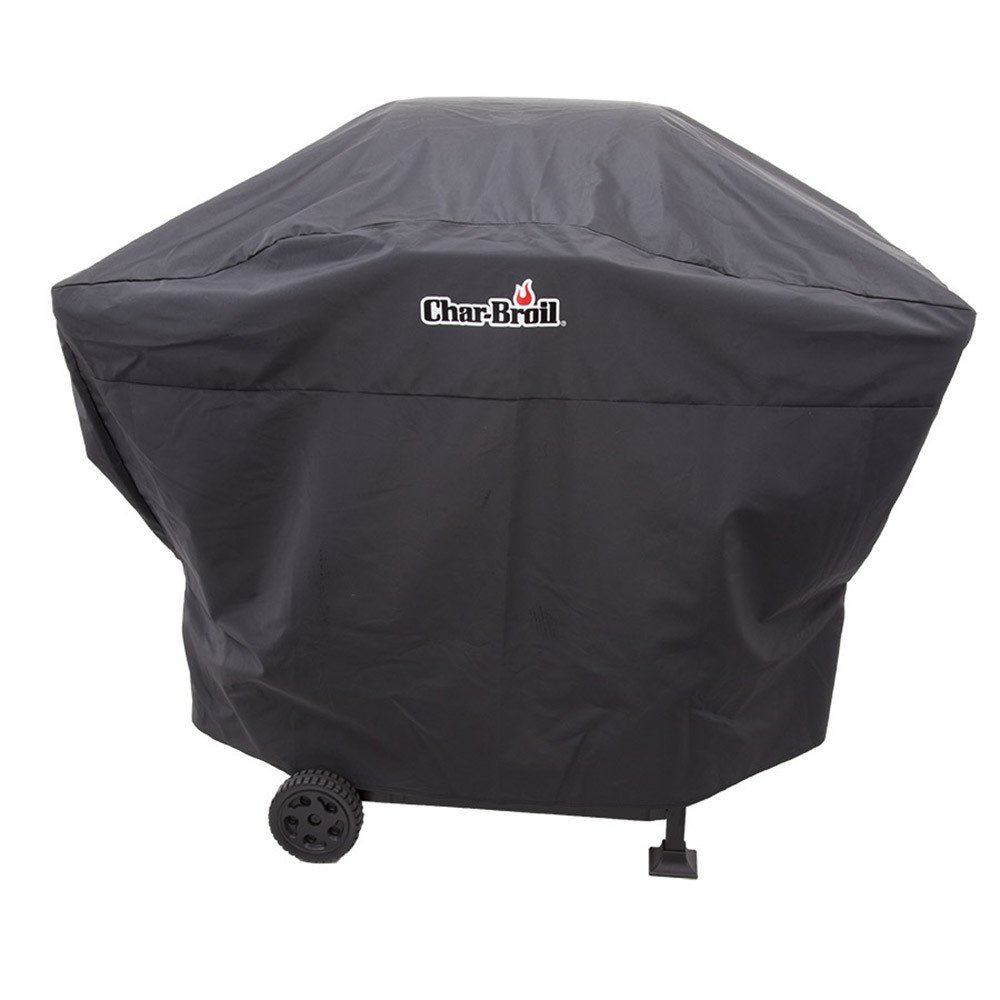 "Char Broil Performance 2 to 3 Burner 52"" Grill Cover with Heavy-Duty Polyester by Char-Broil"