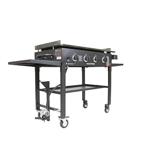 347d6aaaa08 Blackstone 36 inch Outdoor Flat Top Gas Grill Griddle Station - 4-burner - Propane  Fueled - Restaurant Grade - Professional Quality - Walmart.com