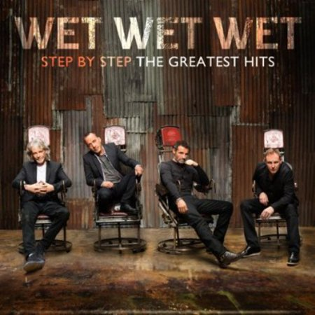 Wet Wet Wet - Step By Step: Greatest Hits (CD) - image 1 of 1