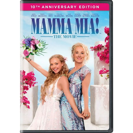 Mamma Mia! The Movie (10th Anniversary Edition) (DVD) - Mamma Mia Halloween