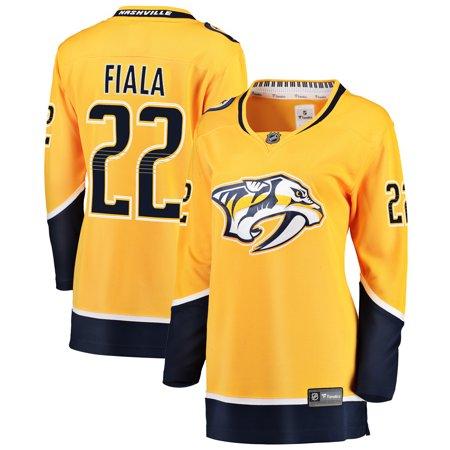 f6cf0336f6b Kevin Fiala Nashville Predators Fanatics Branded Women's Breakaway ...