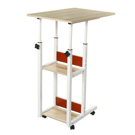 Mobile Laptop Stand Desk Lap Bedside Table Tray Sofa Multi-function Adjustable - image 1 of 5