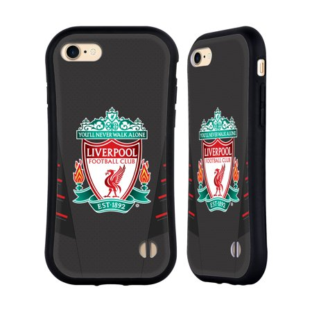 OFFICIAL LIVERPOOL FOOTBALL CLUB KIT 2016/17 HYBRID CASE FOR APPLE IPHONES (Club Case)