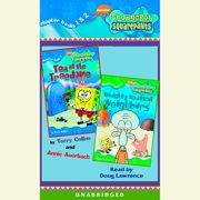 SpongeBob Squarepants: Books 1 & 2 - Audiobook