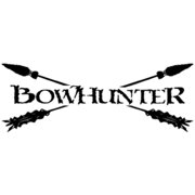 Western Recreation Bowhunter Decal 6X12