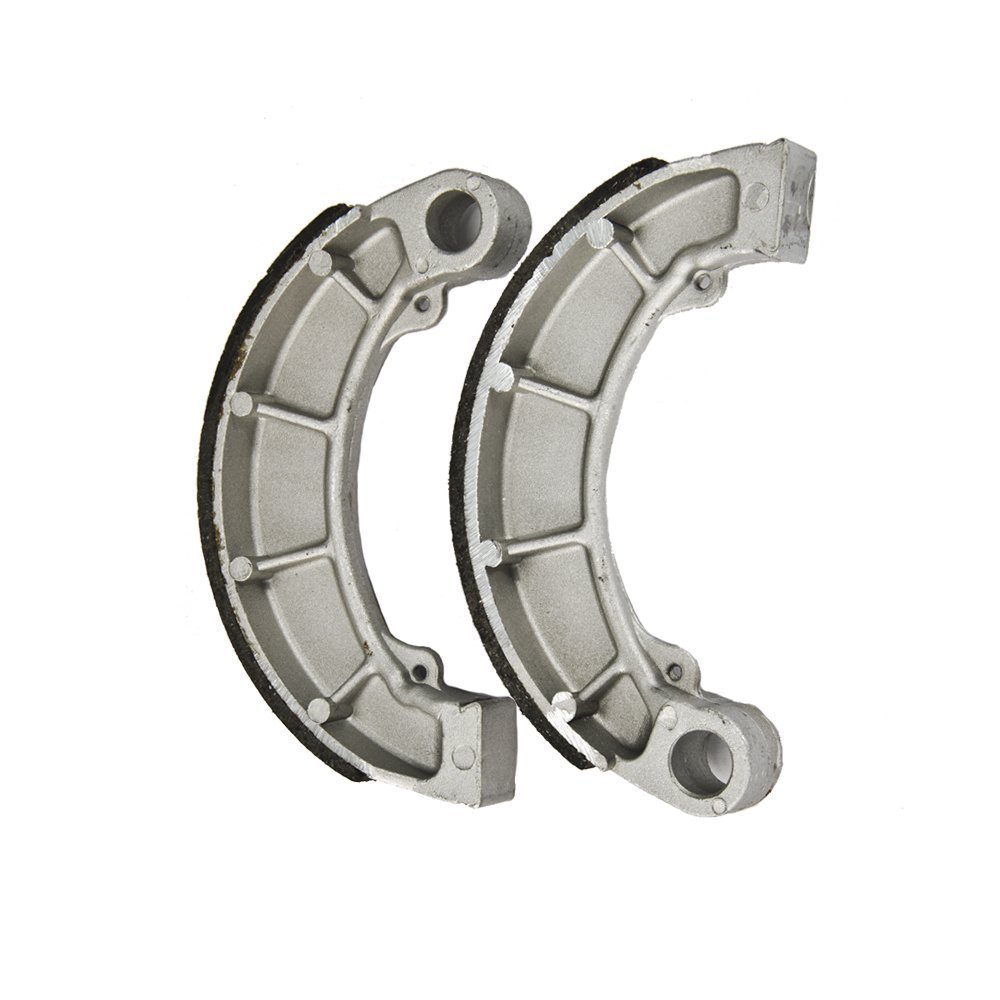 QUALITY WATER GROOVED REAR BRAKE SHOES /& SPRINGS for the 2000-2008 Honda TRX 350 400 420 Rancher