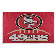 NFL San Francisco 49Ers 3' x 5' Team Flag