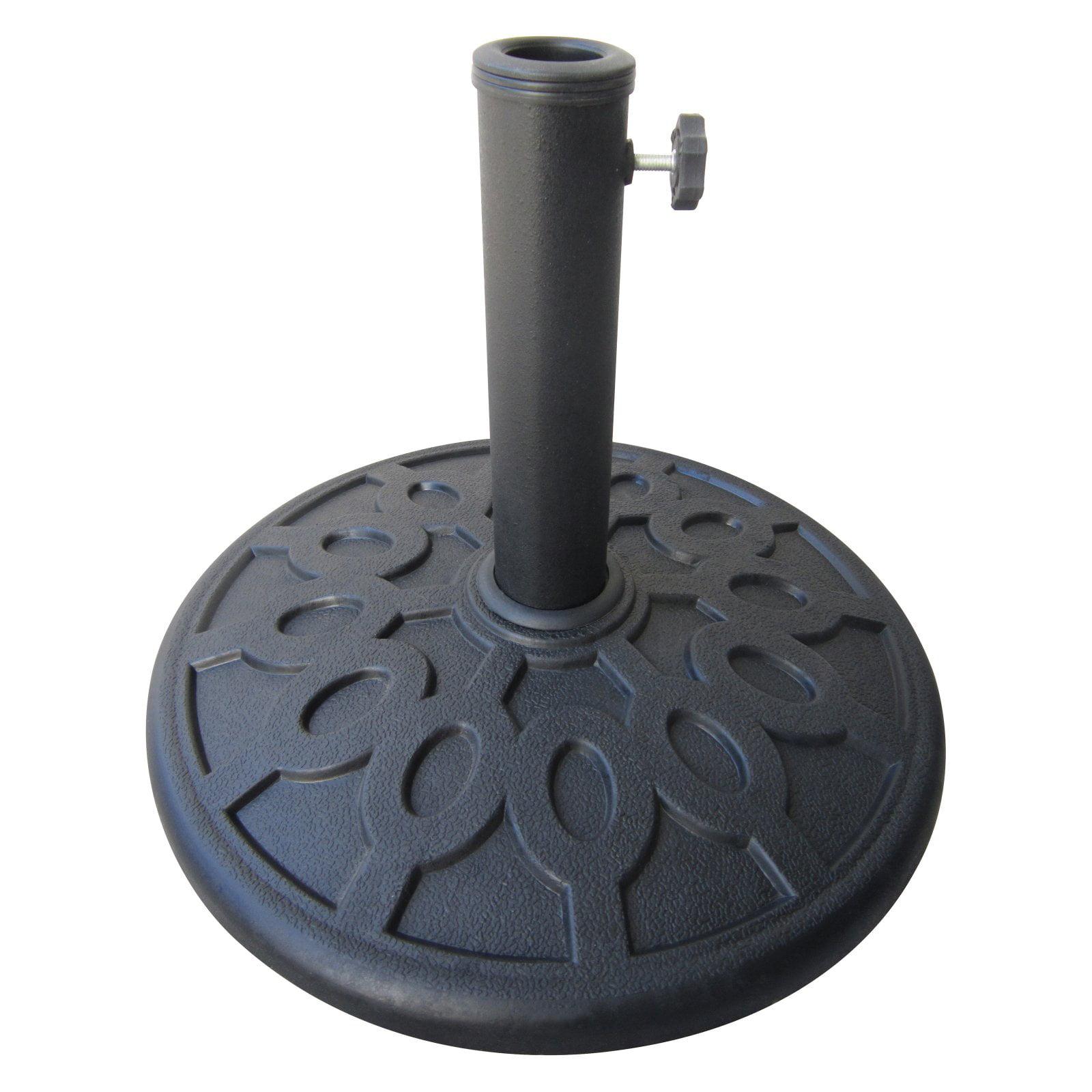 Bond Regency 17.6 lb. Resin Patio Umbrella Stand