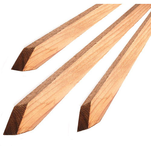 Bond Manufacturing Company Redwood Tree Stakes, 6', 25pc