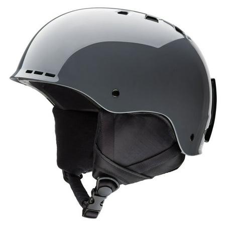 Holt Jr. Youth Ski Snowmobile Helmet , Black, plastic..., By Smith Optics Ship from (Holt Audio Helmet)
