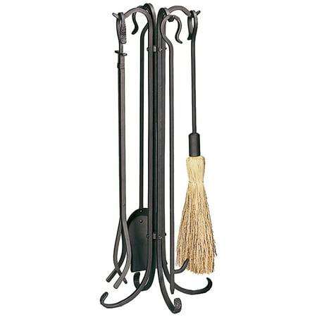 Uniflame Port Hook Handle Fireplace Tool Set ()