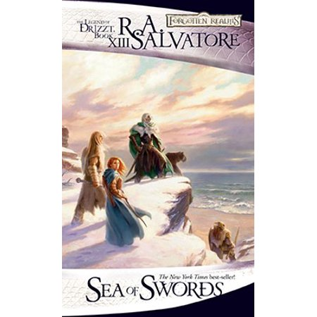 Sea of Swords : The Legend of Drizzt, Book XIII