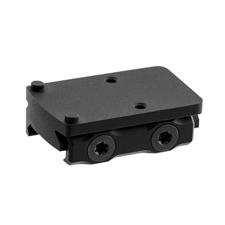 Leapers Inc. UTG Super Slim Picatinny RMR Mount, Low Profile, Black